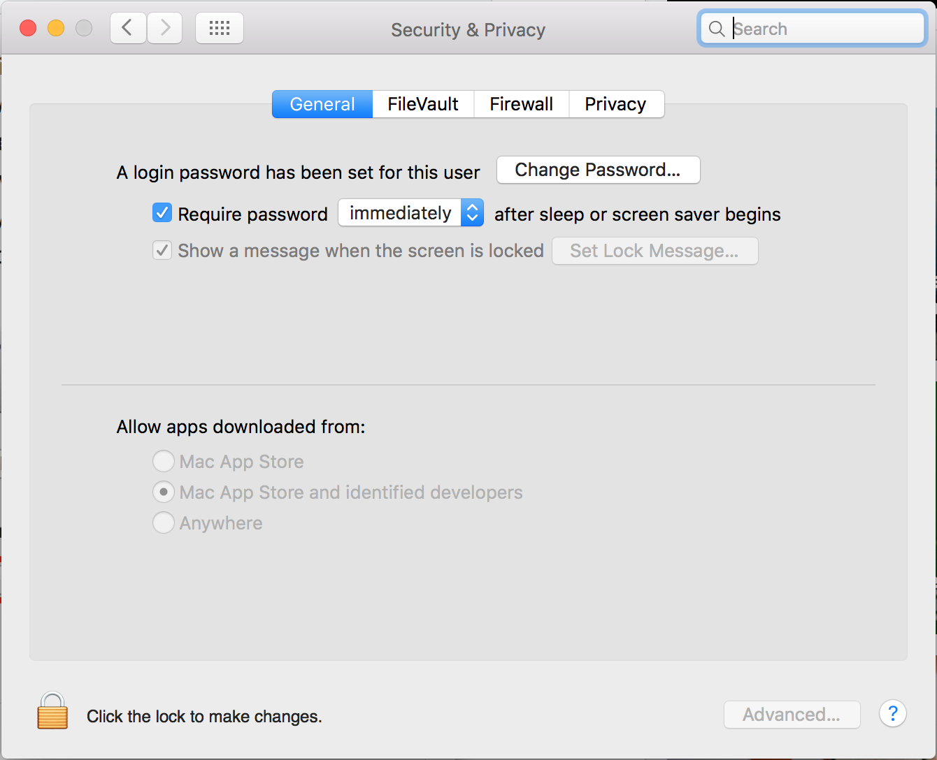Lock or Sleep Your Screen in Mac OS X